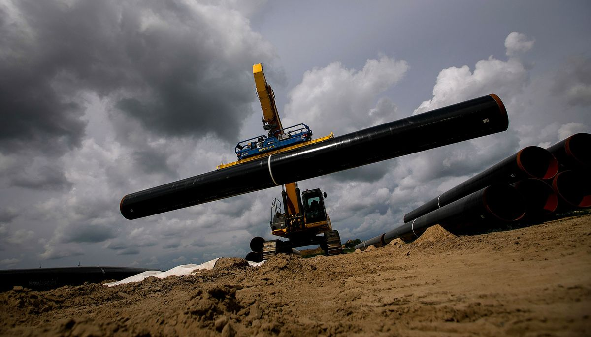 Senators to Back Expanding Nord Stream 2 Sanctions to Insurers