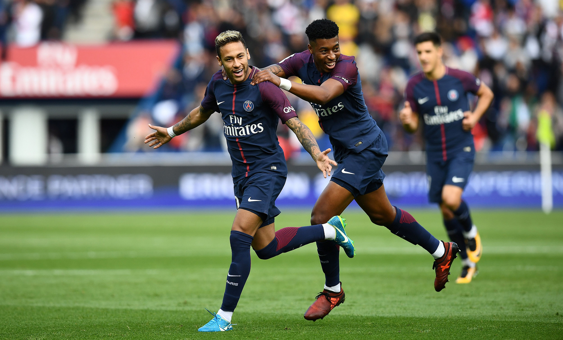 Can Neymar Score a $1.4 Billion Payout for French Soccer?