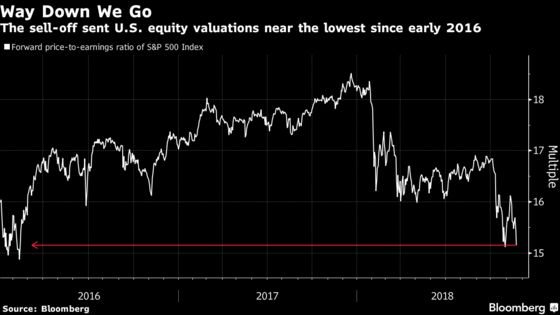 Stay Calm And Carry On With Stocks, Some Brave Investors Say