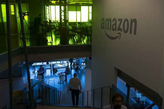 Amazon's Clever Machines Are Moving From the Warehouse to Headquarters