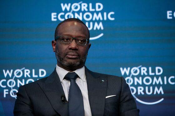 Bullish U.S. Bankers in Davos Contrast With Gloomy Europe Peers