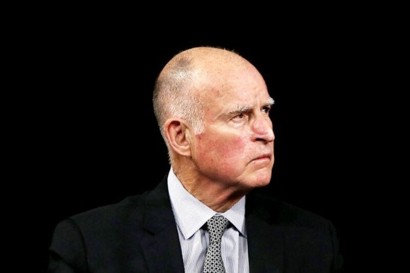 Image result for Corrupt CA Governor