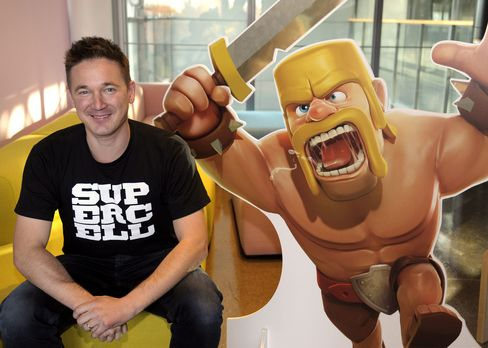 Tencent pays for majority stake in Clash of Clans maker