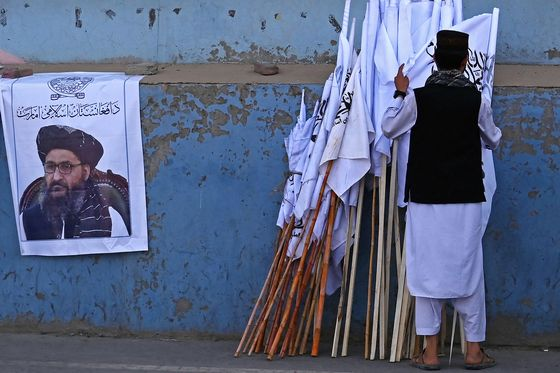 Quiet Taliban Deal Maker Holds Key Role for Afghan Future