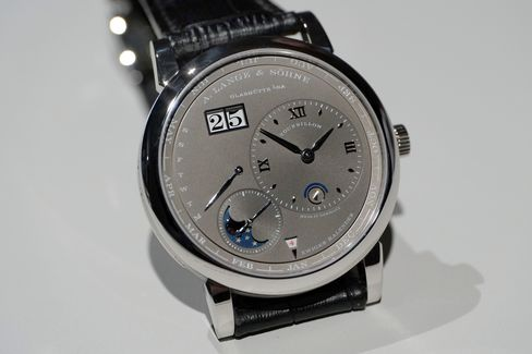A. Lange & Söhne quietly issued one of the most impressive watches it has ever made.