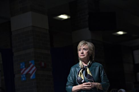 Hillary Clinton Discusses Affordable Health Care in Iowa