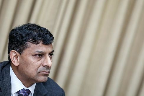 India's New Central Bank Boss Heads Into the Storm
