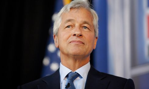 JP Morgan chief Dimon warns Hammond over Brexit terms