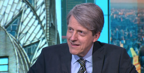 Robert Shiller Says Bitcoin Is a 'Remarkable Social Phenomenon'