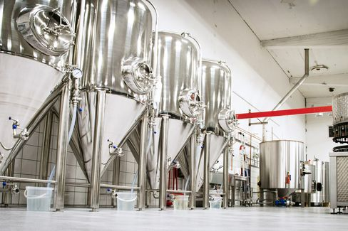 Brekeriet Beer Brewery.