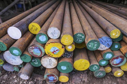 Steel Wholesalers Ahead Of Steel Ministry Data On India's Steel Demand