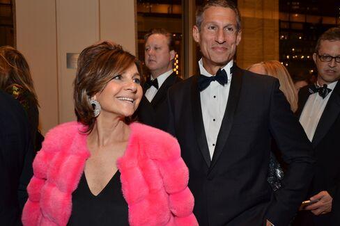 Richard And Lisa Perry