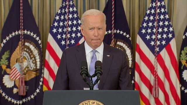 Biden Says Border Agents 'Will Pay' for Menacing Haitian Migrants