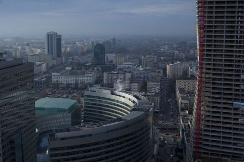 Octopus Orders Power $157 Billion Polish Building Boom