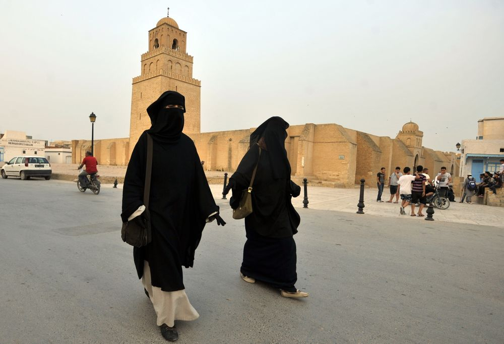 Face Veil Ban for State Offices Risks Ire in Lone Arab Democracy