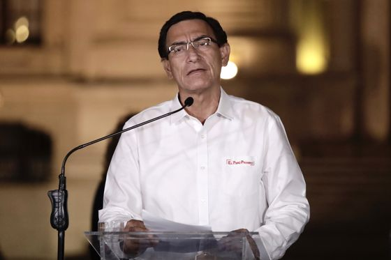 Impeached, Jailed, Wanted: President Is a Dangerous Job in Peru