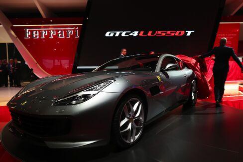 フェラーリ「GTC4ルッソ」