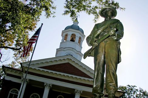 Virginia Losing Republican Grip of Old Dominion With New Voters