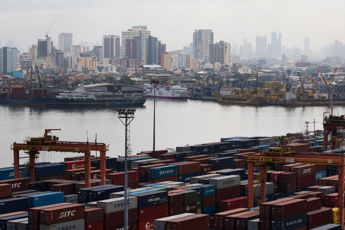 Philippines Most at Risk in Asean From China-U S  Trade War - Bloomberg