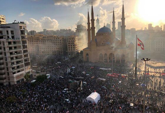 Lebanon's Deepening Economic Crisis Laid Bare by Beirut Blast