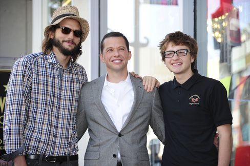 Two And a Half Men' Lifts Network to Ratings Win