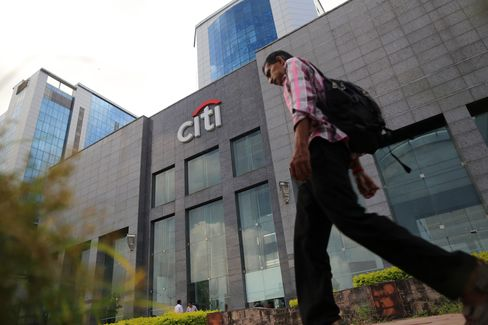 Citigroup Branch in Mumbai