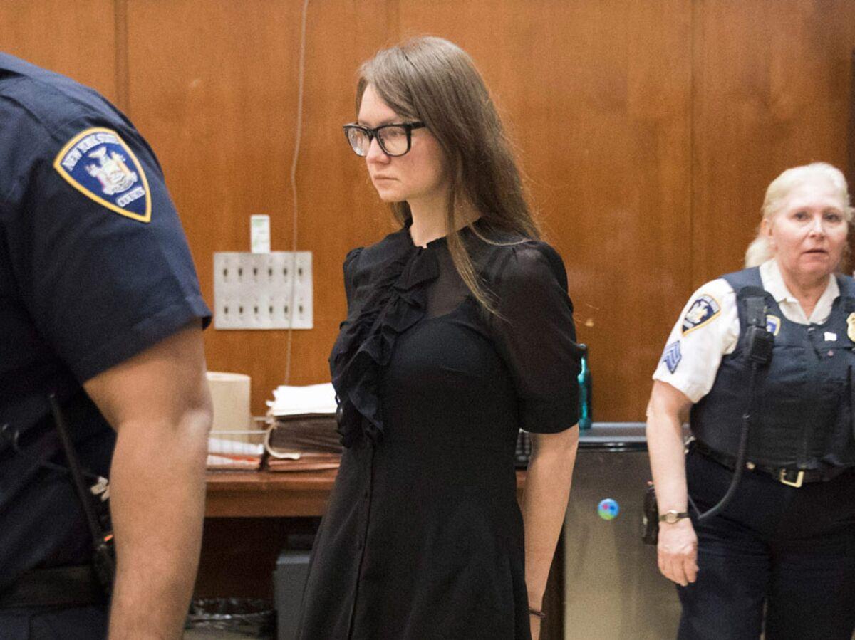 Fake German Heiress Anna Sorokin Gets 4 to 12 Years in Prison - Bloomberg