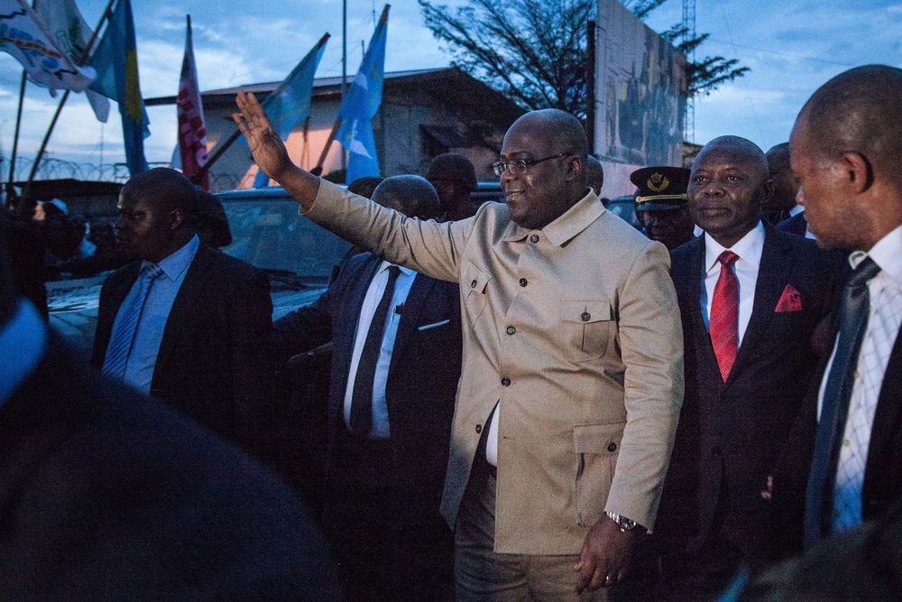 Presidential Supporters Join Majority in Congolese Legislature