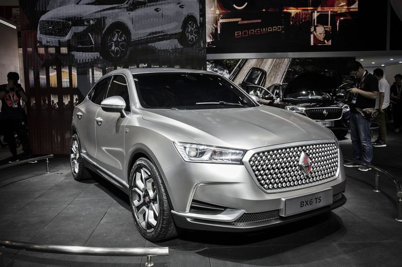 German Car Brand Borgward Gets New Lease On Life With Chinese