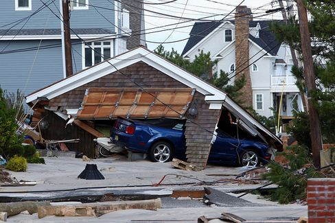 Sandy Means Record Week for Roof Measuring Company