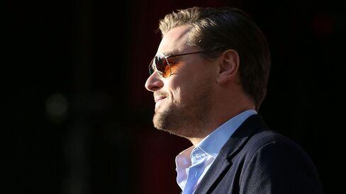 Leonardo DiCaprio speaks during the 2015 Global Citizen Festival at Central Park on Sept. 26, 2015 in New York City.