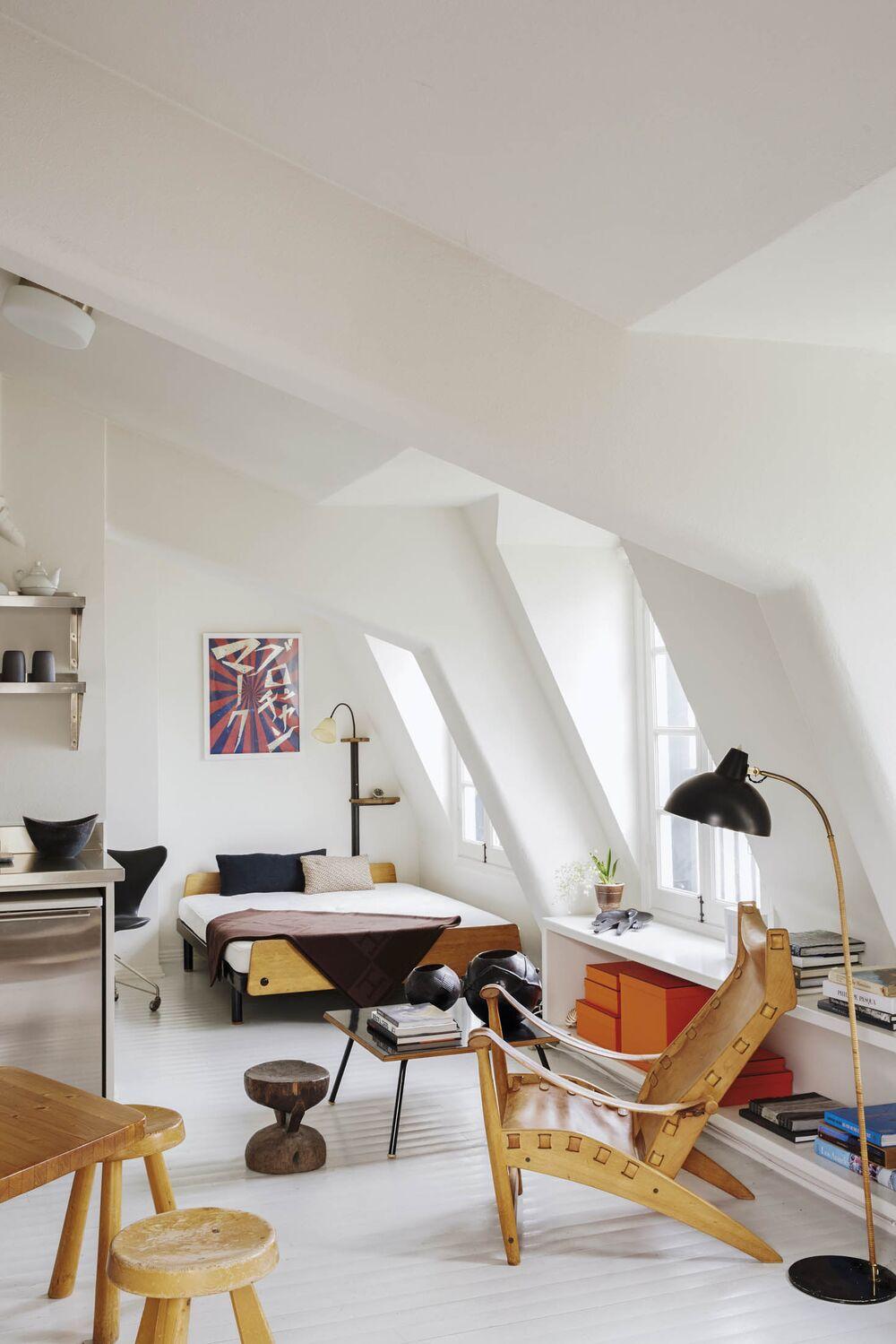 Cliff Fong's bedroom