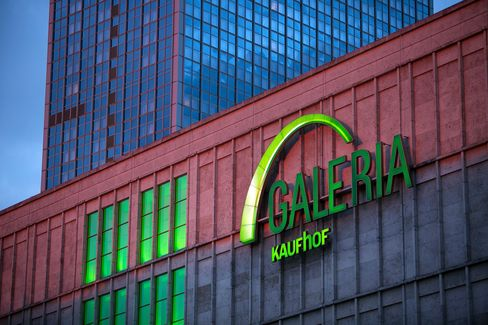 Hudson's Bay Co. agreed to buy Metro AG's Galeria Kaufhof stores for 2.83 billion euros ($3.2 billion) including net debt and other liabilities