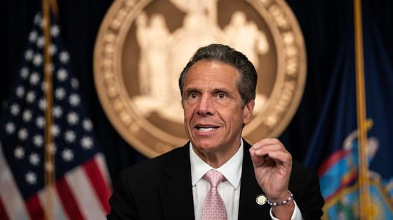 Cuomo Says N.Y. Ready to Ease Rules After Holiday Spike Ends