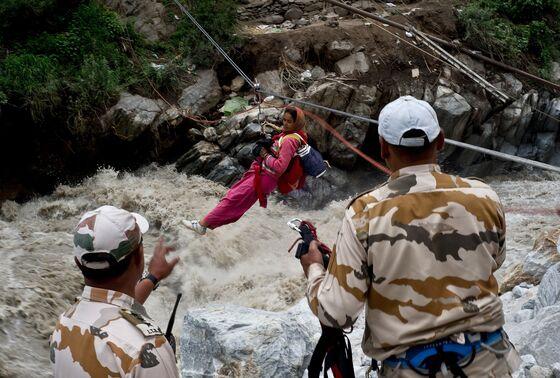 Hydropower Dams Face Backlash After Himalayan Flood Tragedy