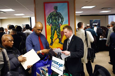 A Boot Camp for Veterans to Learn Business Basics