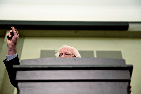 Sanders Risks Getting Crowded Out in 2020 Field of Progressives