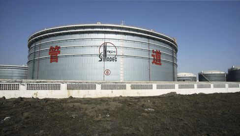 Sinopec Pays 'Very High' Premium for Brazil Reserves