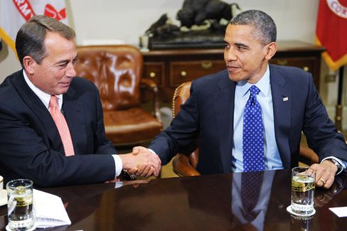 How (Not) to Negotiate Like Congress