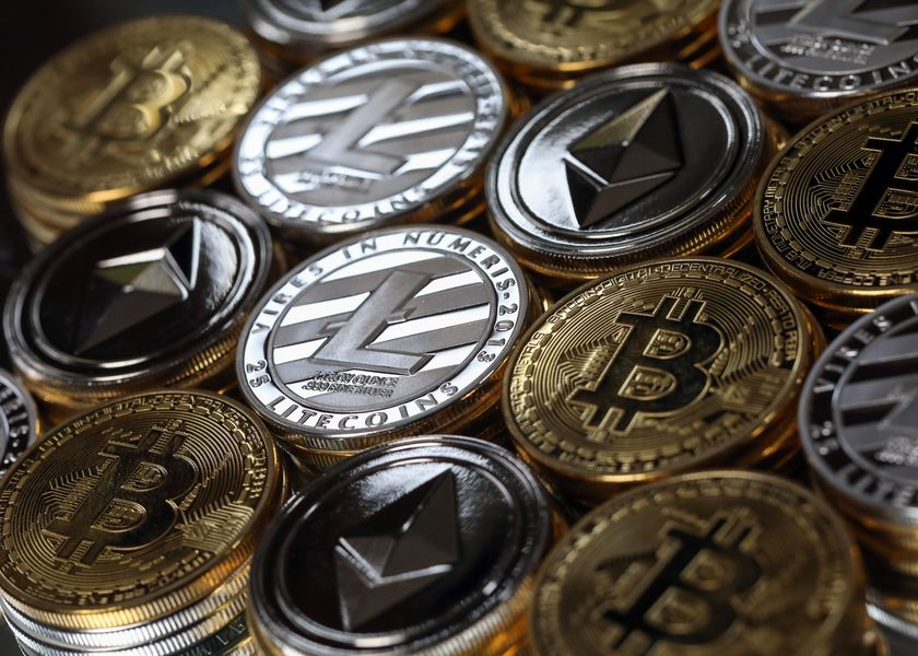 Crypto Currency Tokens As Billionaire Warren Buffett Said That Most Digital Coins Won't Hold Their Value