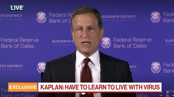 Extension of Jobless Benefits to Buoy Growth, Fed's Kaplan Says