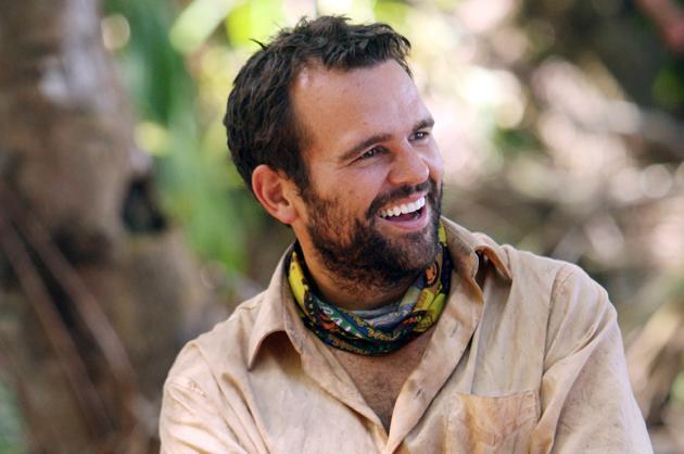 The Survivor: James Rice
