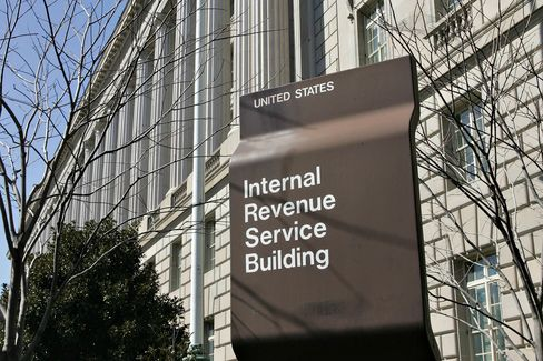 The Internal Revenue Service headquarters