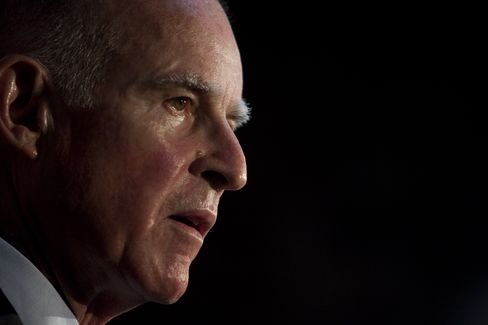 California Governor-elect Jerry Brown