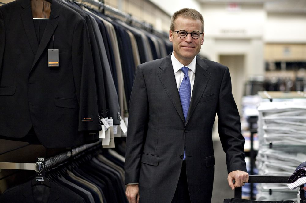 db34f28b636e Blake Nordstrom, Top Officer of Nordstrom Stores, Dies at 58 - Bloomberg