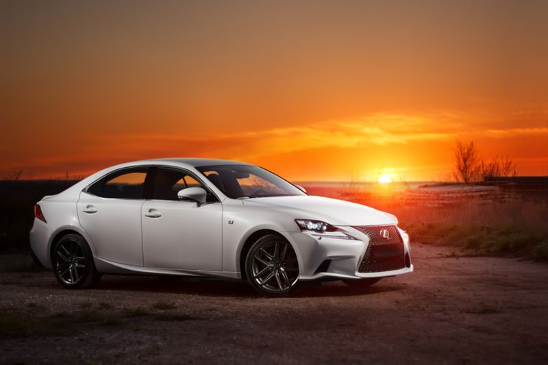 A Passage To India For Lexus