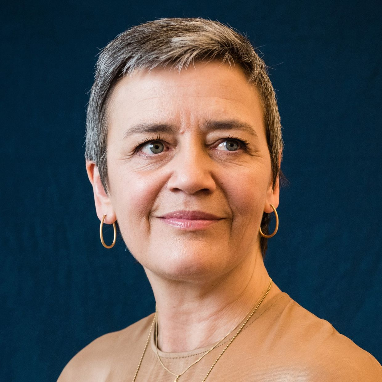 European Commission Competition Commissioner Margarete Vestager Interview