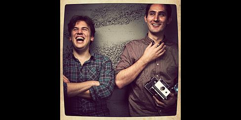 Instagram Founders Kevin Systrom and Mike Krieger