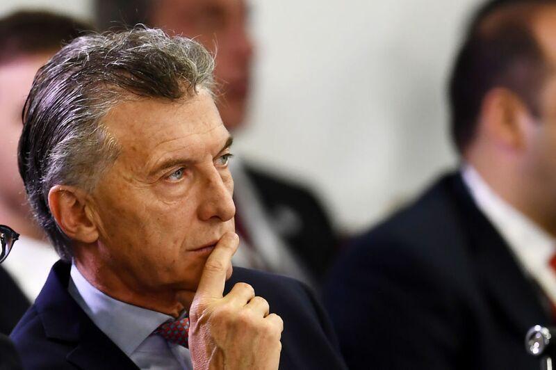 Argentinas Macri Has A Tough Road Ahead
