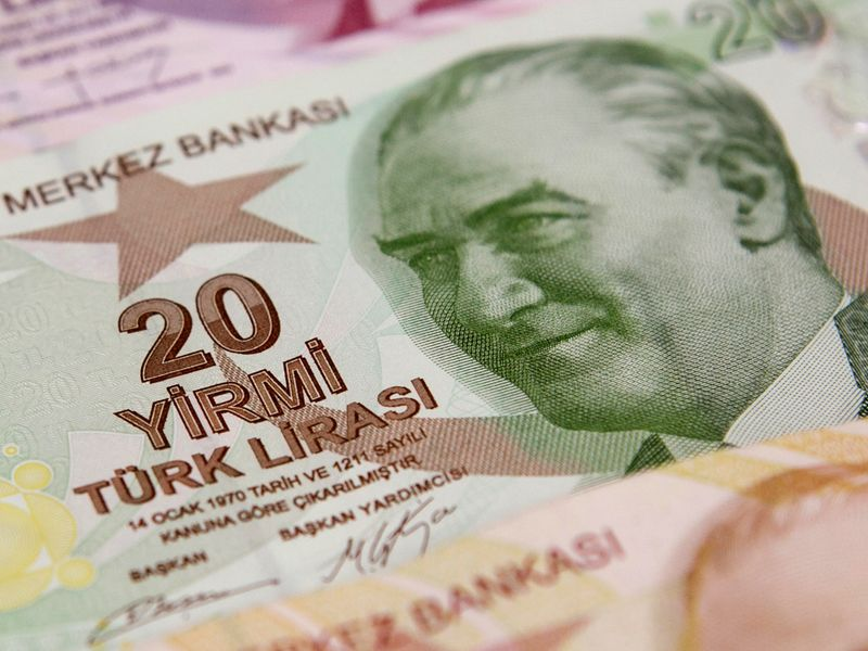 Η τουρκική λίρα δεν δείχνει να περιμένει αύξηση των επιτοκίων